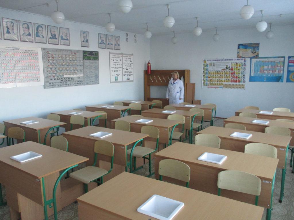 хімічні столи зі спеціальним покриттям