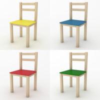 стільці для початкових класів