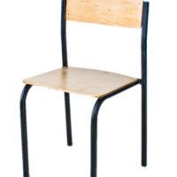 простий прямий стілець