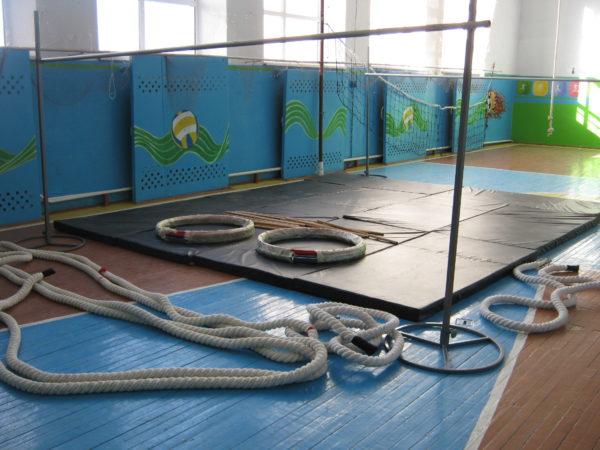 спортзал для фізкультури