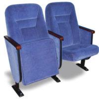 м'які крісла в актовий зал