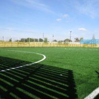площадка для футболу