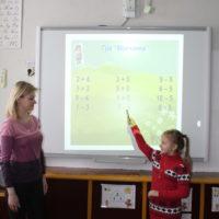 интерактивный кабинет для младших классов