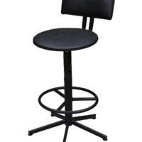 стілець з підставкою для ніг