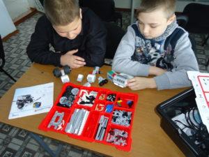 набори для робототехніки в школу