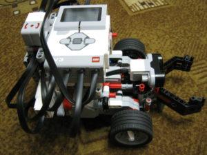 составление роботов на уроках