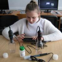 цифрова лабораторія на уроці біології