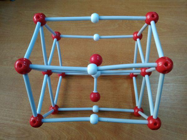 кристаллическая решетка магния
