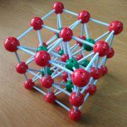 кристалічна гратка хлориду цезію