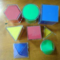 геометричні фігури з розгорткою