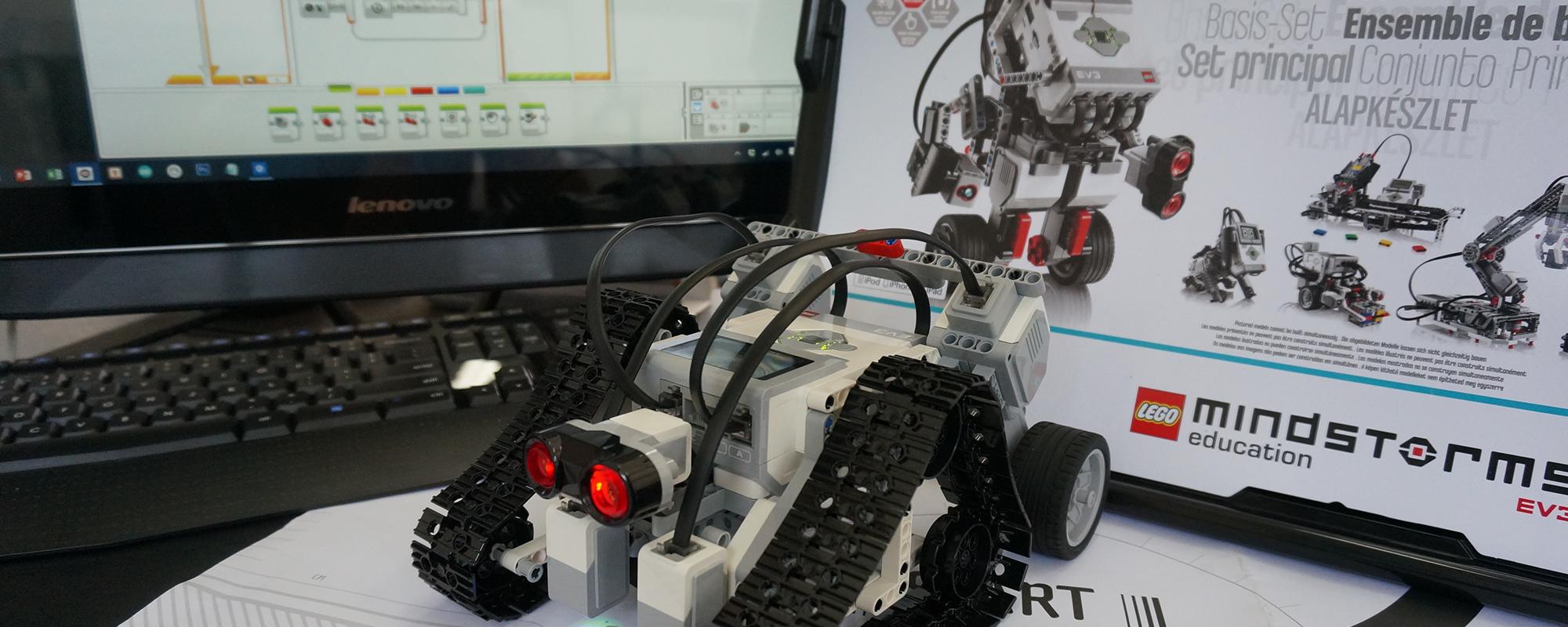 LEGO ev3 уроки