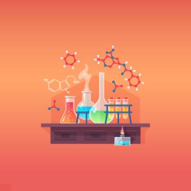 обладнання кабінету хімії
