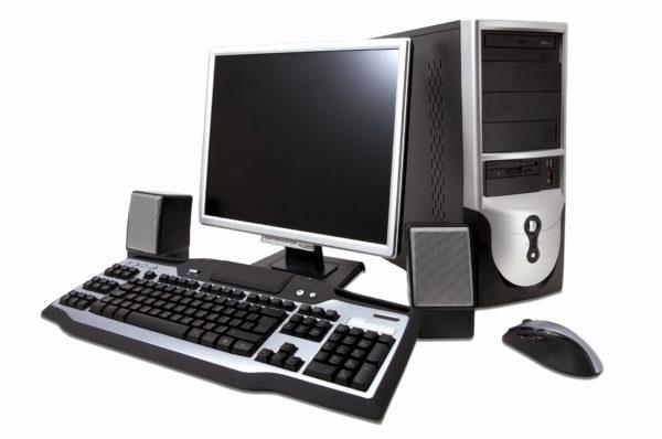 стаціонарний комп'ютер вчителя