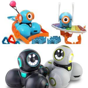 РоботиDash& Dot, Cue