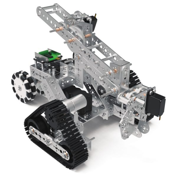 создание сложных роботов