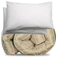 дитячий матрац з подушкою