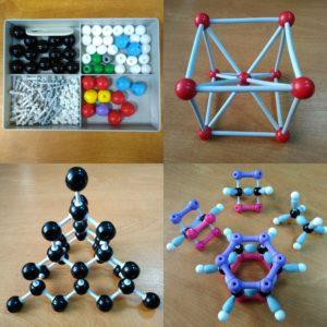 набори молекулярних моделей