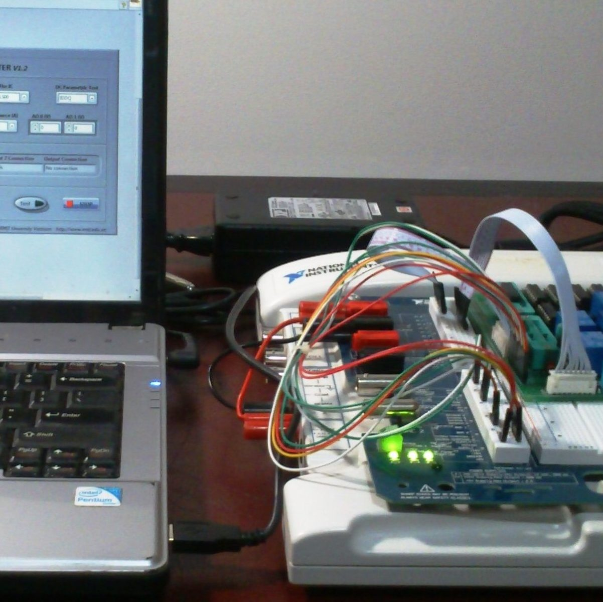 Лабораторія для ВНЗ і ПТУ